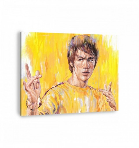 Bruce Lee - Canvas...