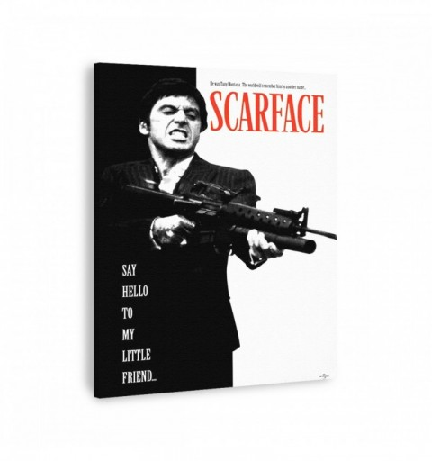 Scarface Movie Poster -...