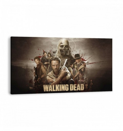 The Walking Dead - Canvas...
