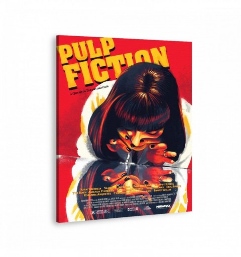 Pulp Fiction - Canvas...