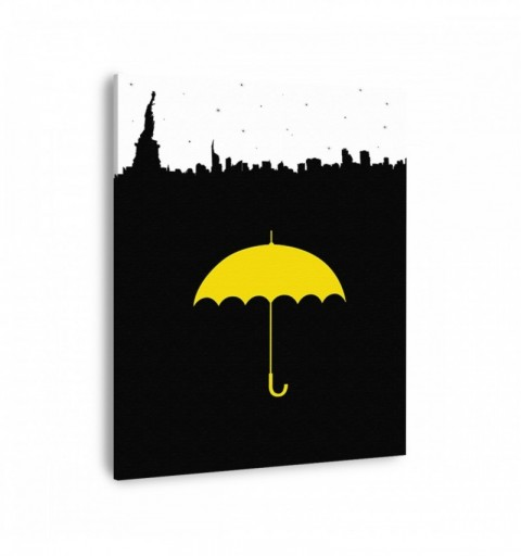 Yellow Umbrella HIMYM -...