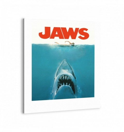 Jaws - Canvas Películas y TV