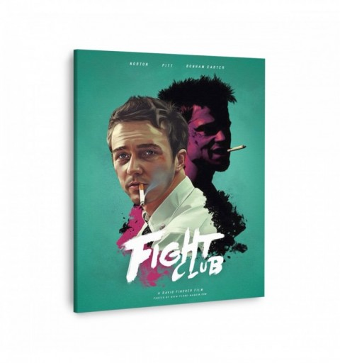 Fight Club - Canvas...