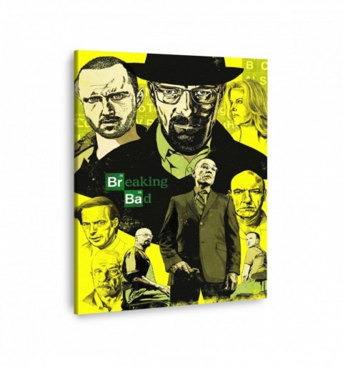 Breaking Bad - Canvas...
