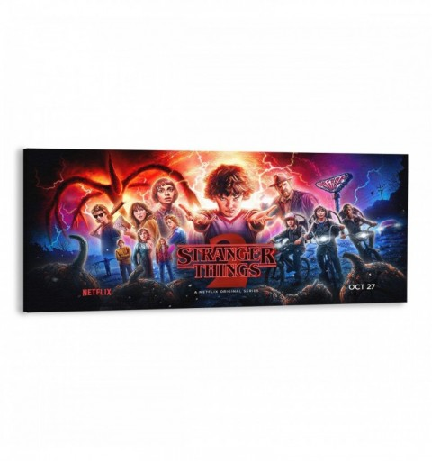Stranger Thing 2 - Canvas...