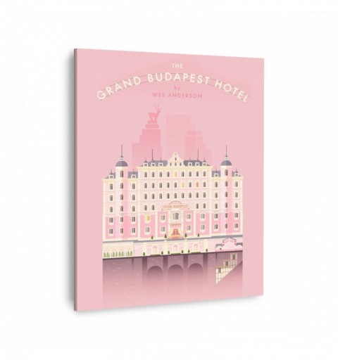 The Grand Budapest Hotel -...