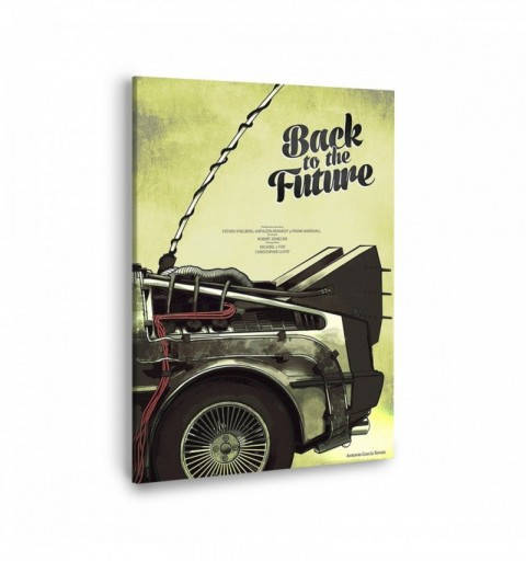 Back to the Future - Canvas...