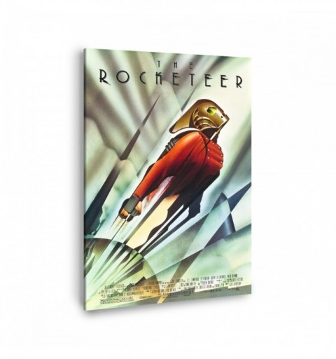 The Rocketeer - Canvas...