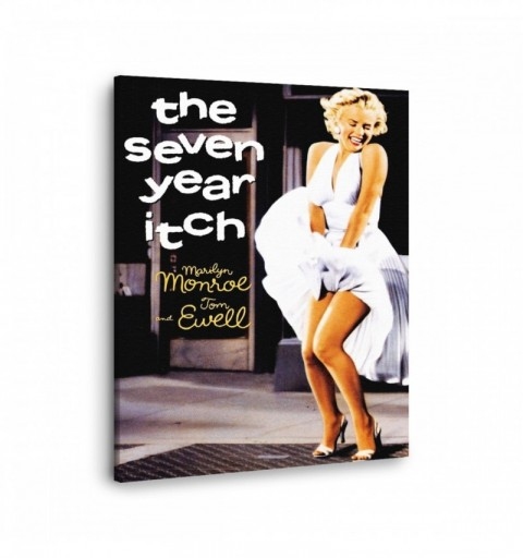 Seven Year Itch - Canvas...