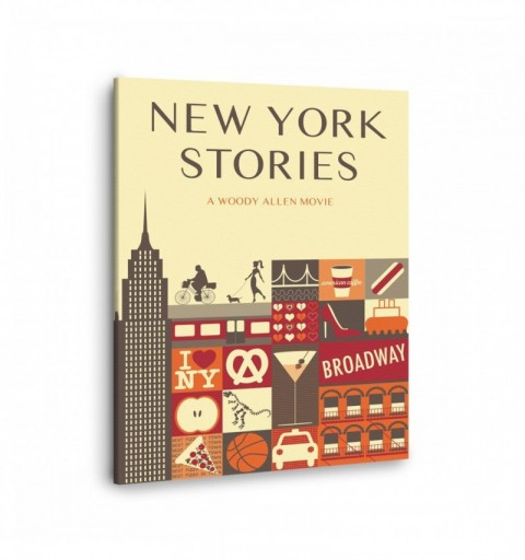 New York Stories - Canvas...