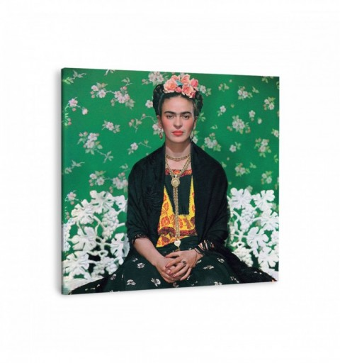 Retrato Frida Kahlo -...