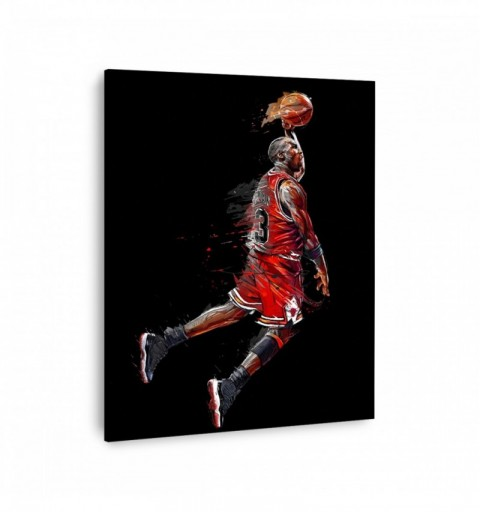 Michael Jordan The Shot