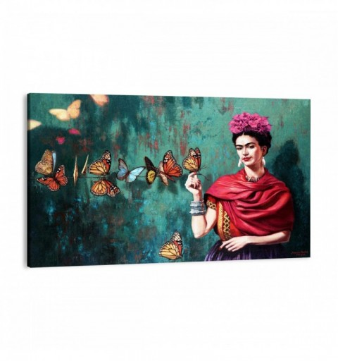 Frida Kahlo Mariposas