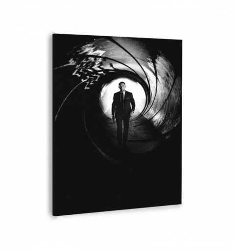 James Bond Retro - Canvas...