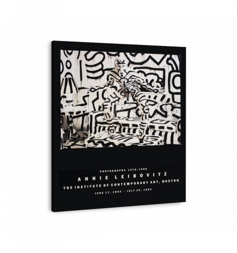 Keith Haring by Annie...
