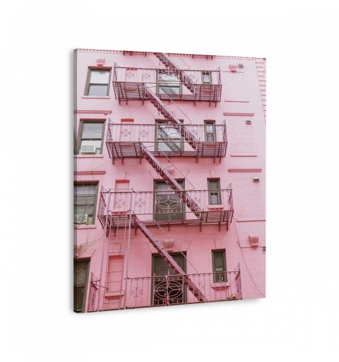 Soho NYC  - Canvas de...