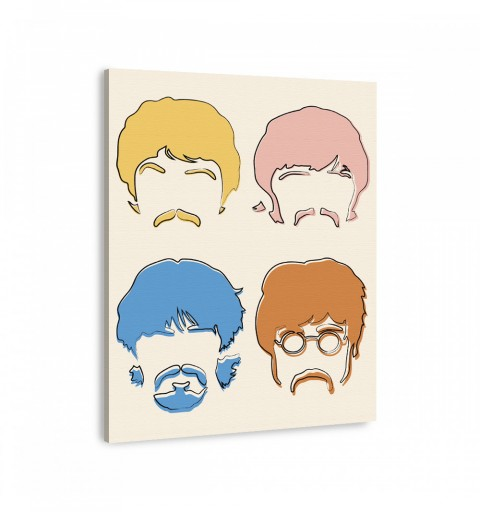 The Beatles Minimalist Soft...
