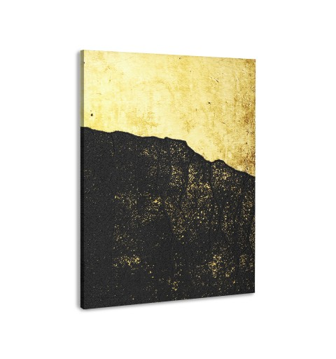 Gold and Black - Cuadro...