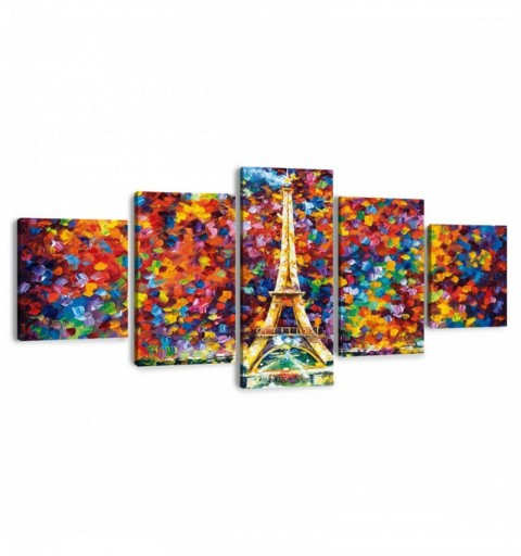 Paris of my Dreams Set 5pz