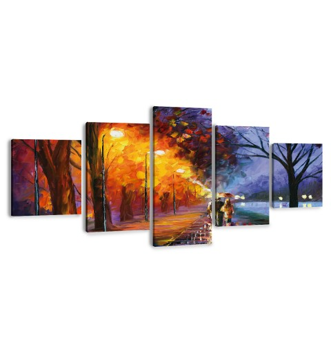 Alley by the Lake Set 5pz