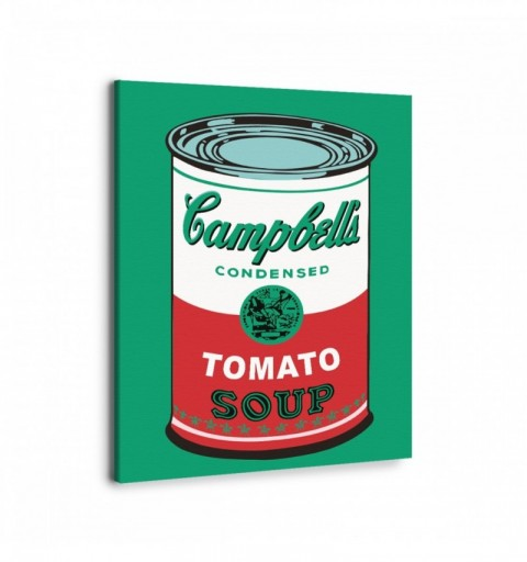 Cambell s Green - Andy Warhol