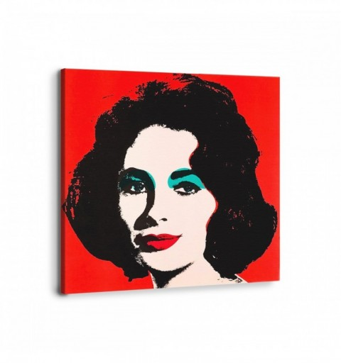 Red Liz - Andy Warhol