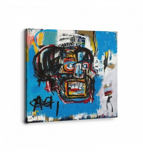Head - Jean-Michel Basquiat