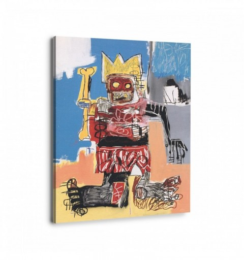 King - Jean-Michel Basquiat