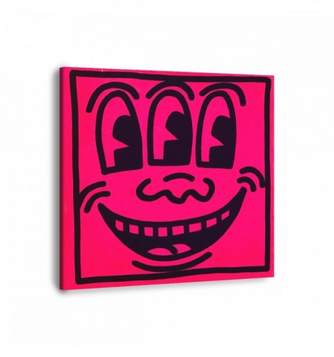 Three Eyes - Keith Haring...