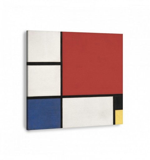 Composition II - Mondrian