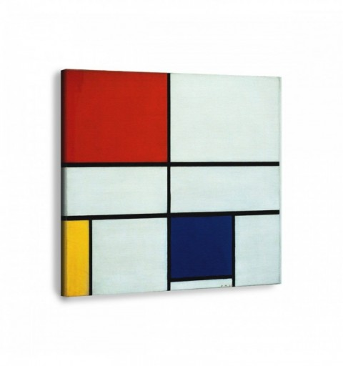 Composition III - Mondrian