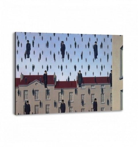 Golconde - R. Magritte