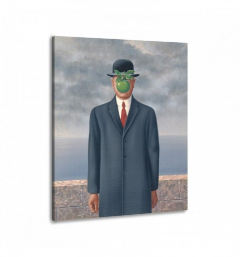 Son of Man - R. Magritte