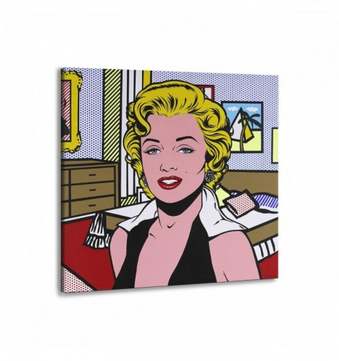Marylin - Roy Lichtenstein