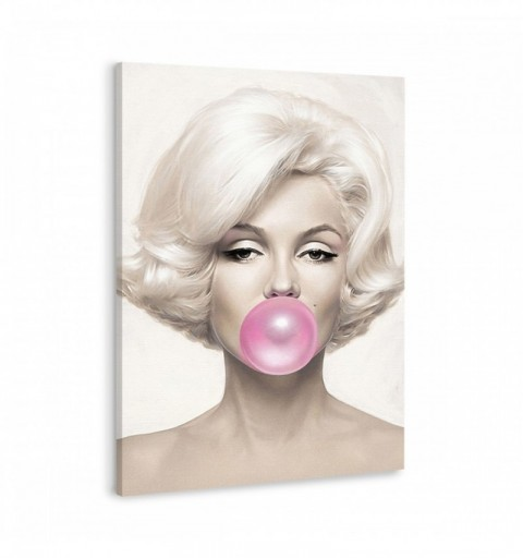 Marilyn Bubble Gum