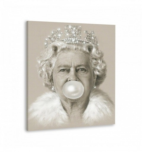 Queen Elizabeth Bubble Gum
