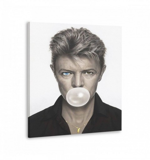 David Bowie Bubble Gum
